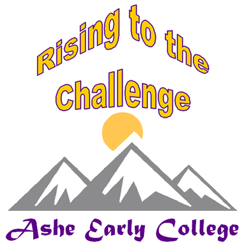Ashe Early College Logo