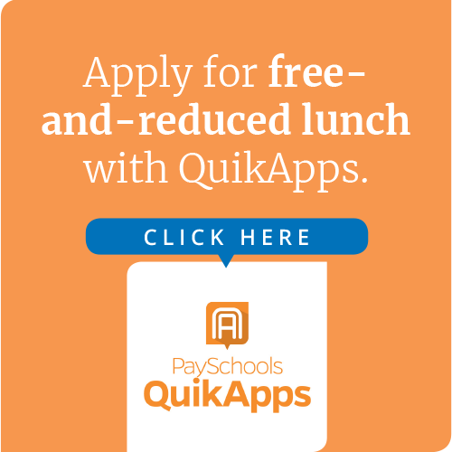 Apply for Free and Reduced Lunch
