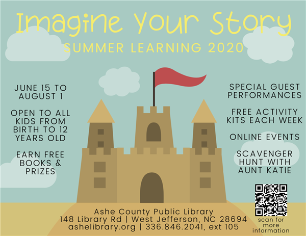 Ashe County Public Library - Summer Learning 2020